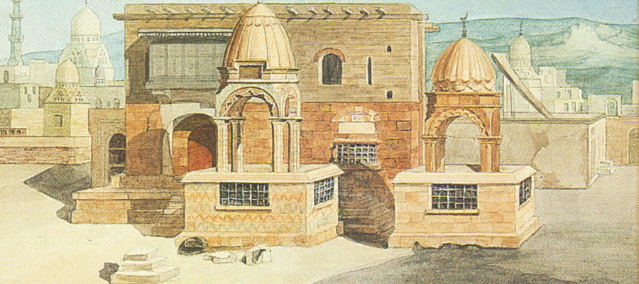 A. Schmölcke: Kairo 1868