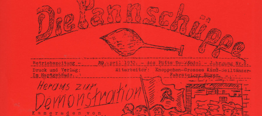 Buchtitel 'Das rote Herringen'