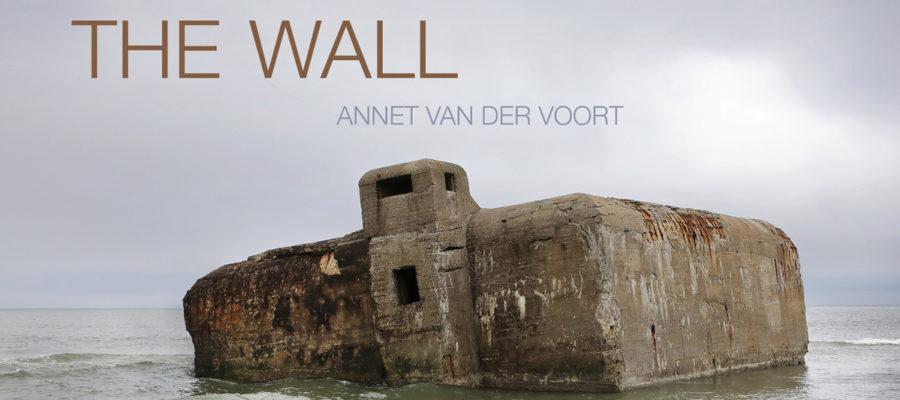 Cover Annet van der Voort: The Wall