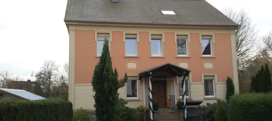 Hans Siemsen, Geburts- und Elternhaus
