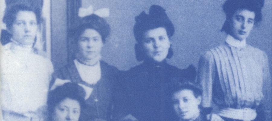 Höheren Mädchenschule Hamm um 1900