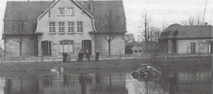 Talschule am Teich Hamm Header