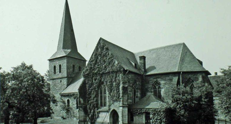 Pankratiuskirche Hamm Mark