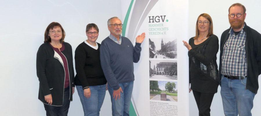 Hammer Geschichtsverein e. V.: Vorstand
