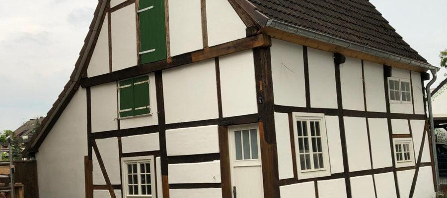 Fachwerkhaus Herrenstr. 4 Heessen