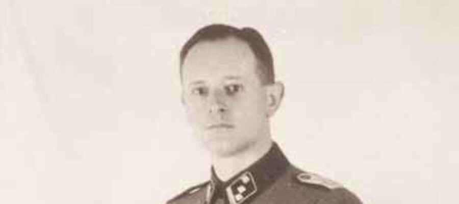 SS-Arzt Bruno Kitt