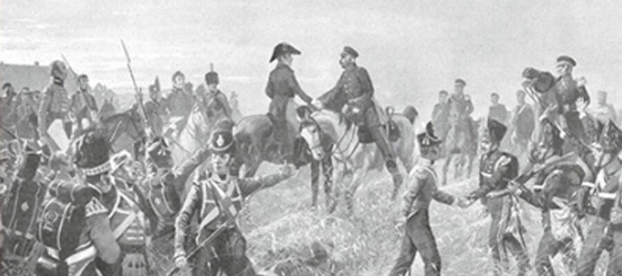Titelbild: Dirk Ziesing Münsterländer Landwehr Infanterie Regiment