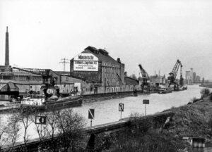 Hafen Hamm 1970