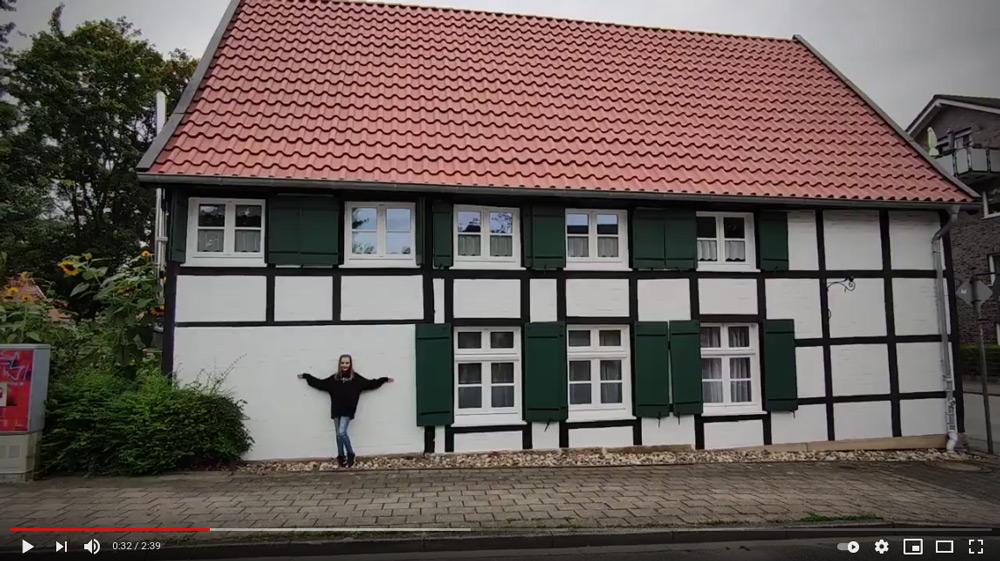 Screenshot Video: Denkmal-Spaziergang in Bockum Hövel